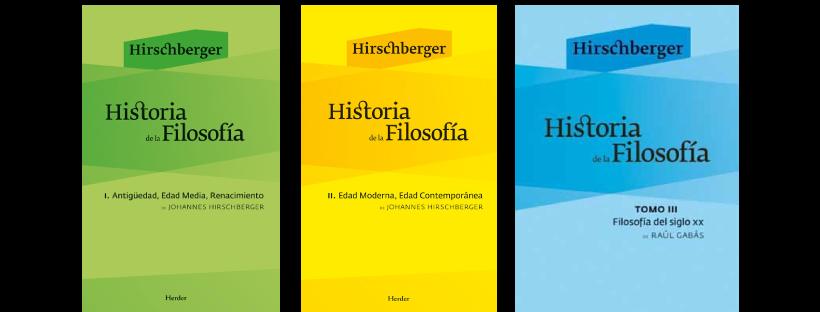 Historia de la filosofía de johannes hirschberger en pdf
